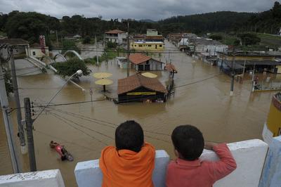 ブラジル洪水02
