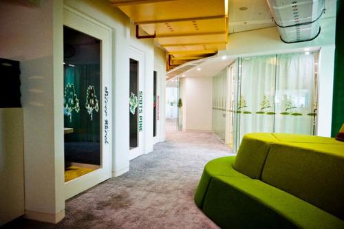 Googleロンドン・オフィス22