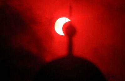 金環日食11