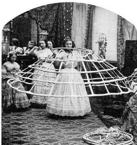 1860年のドレス02