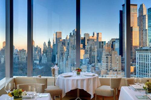 世界の絶景レストラン01