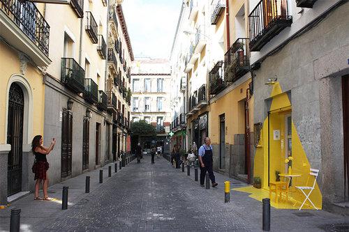 スペインの視覚効果レストラン05