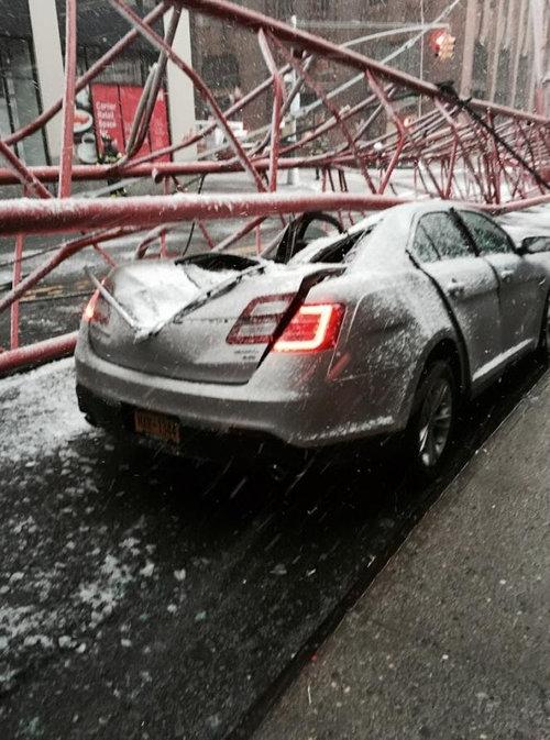ニューヨークのクレーン転倒事故04