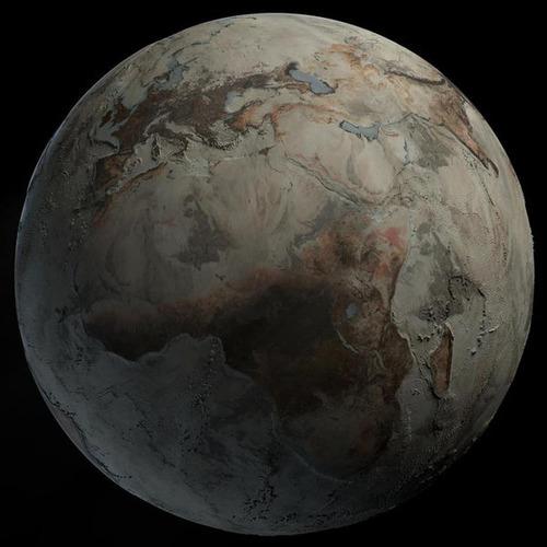 最もクリアーな火星の画像07