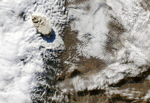 チリのプジェウエ火山01