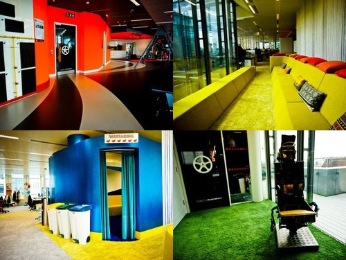 Googleロンドン・オフィス00