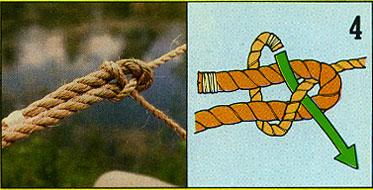 ロープの結び方04