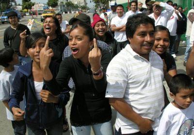 不法移民の国境越え19