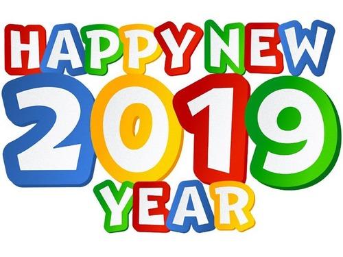 2019年おめでとう