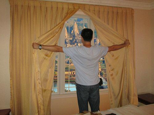カンボジアのホテル03