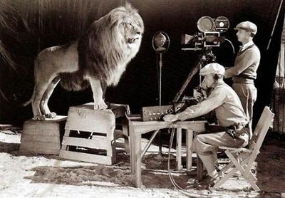 MGMのライオン01