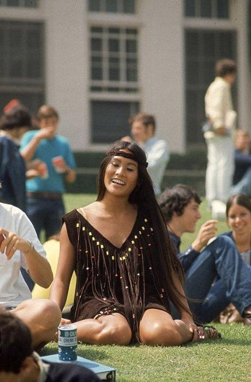 40年前のアメリカの女子高生ファッション15