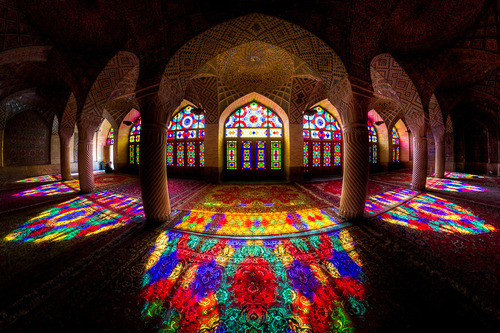 モスクの室内05