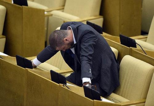 ロシアの議会風景11