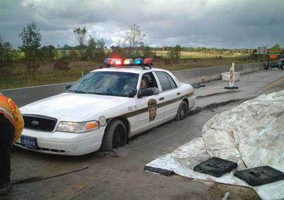 女性ドライバーの事故・失敗・下手09