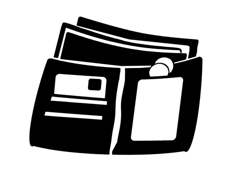 buy online 799af f4e43 75年前の高校で盗まれた財布、女子高生だった持ち主に戻る : らばQ