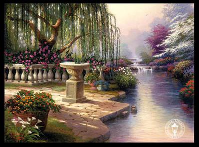 「光の画家」トーマス・キンケードの世界10