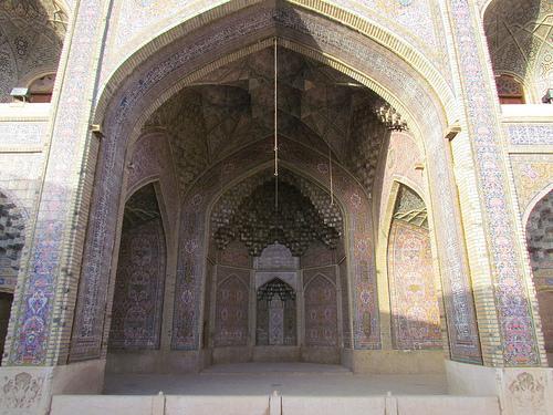 モスクの室内00