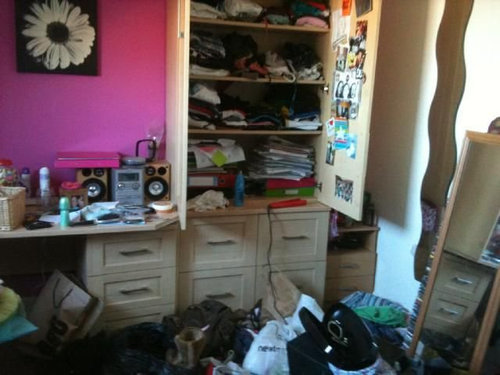 部屋の掃除05