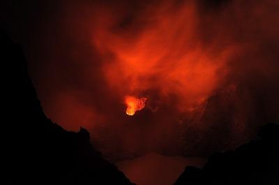 クリュチェフスカヤ火山08