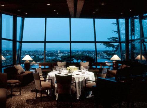 世界の絶景レストラン26