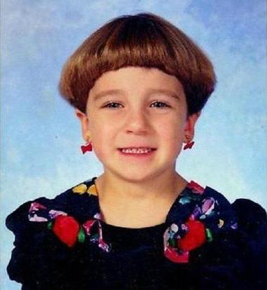 80年代の髪型16