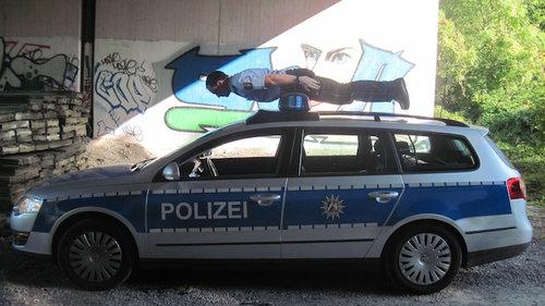 アメリカの警察03