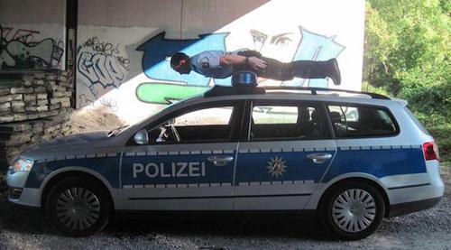 親しみが持てる警察官28
