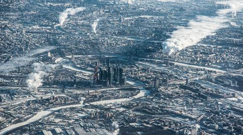上空から見た都市20