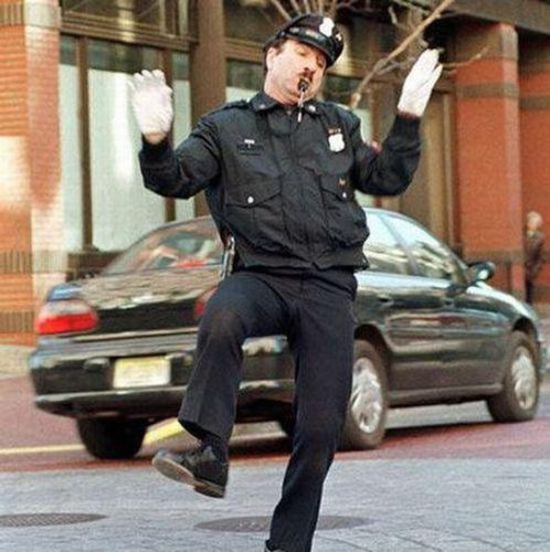 親しみが持てる警察官13