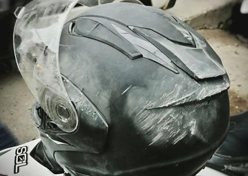 ヘルメットの重要性10