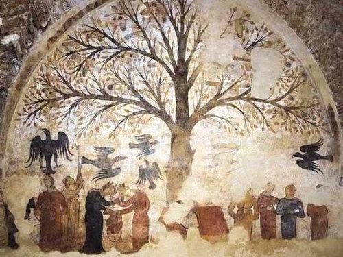 中世の本の挿絵04