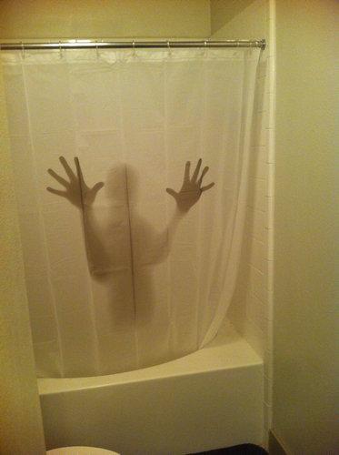 シャワーカーテン01