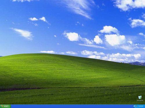 Windows XPの景色06