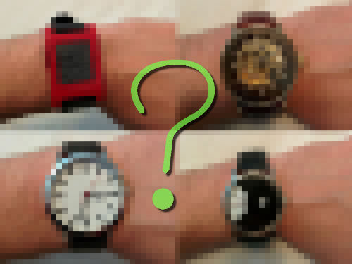 ユニークな腕時計00