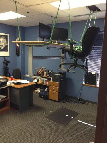 オフィスのイタズラA06