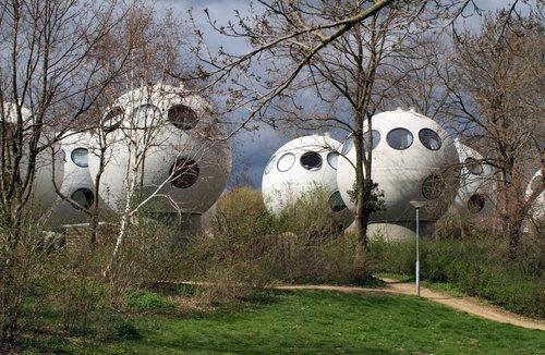 オランダのカプセルハウス16