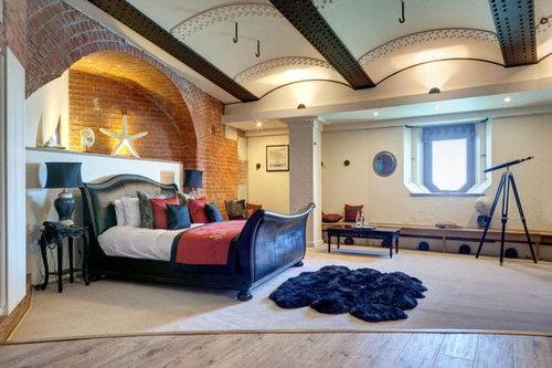イギリスの要塞ホテル08