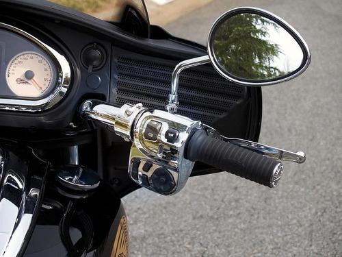 バイクのアクセル01