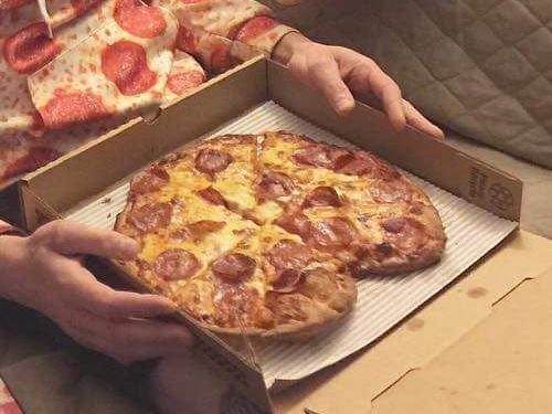 とあるピザ好きの日常02