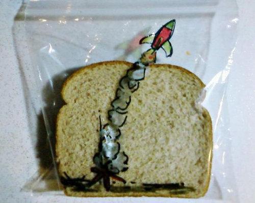 サンドイッチアート12