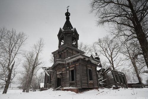 ロシアの廃村04
