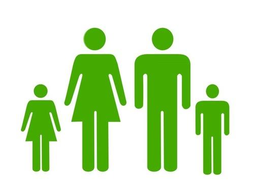 典型的な家庭の予算カット