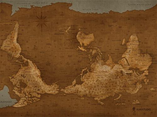 世界地図01