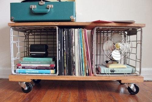 手軽に作れる本棚18
