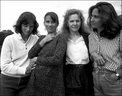 4人姉妹の毎年の写真18