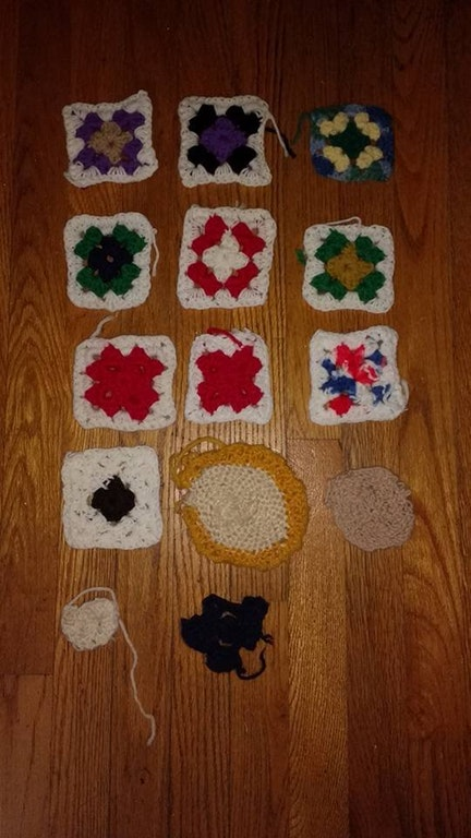 編み物でわかる祖母のアルツハイマー進行度01