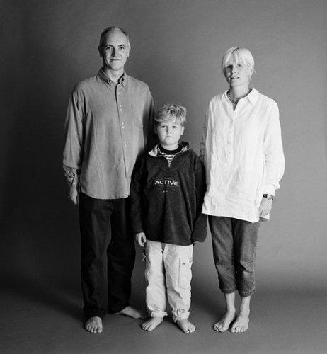 21年間の父、母、息子の写真08