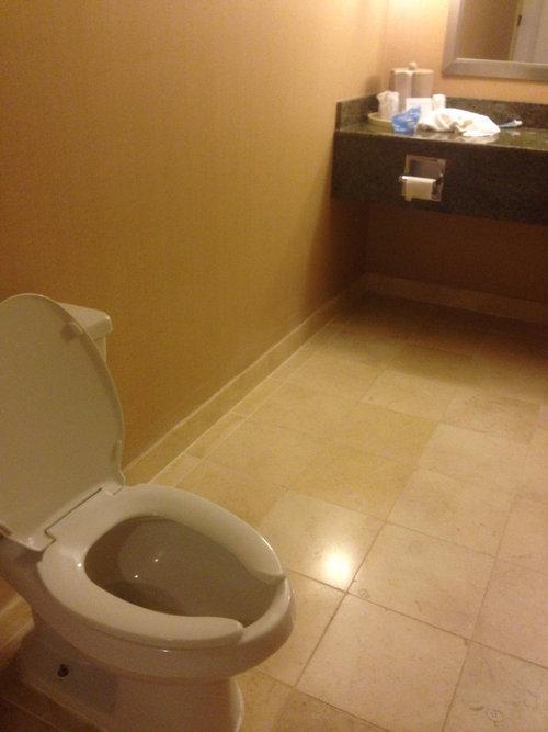 ホテルのトイレの設計01