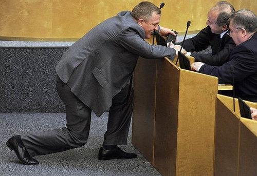 ロシアの議会風景15